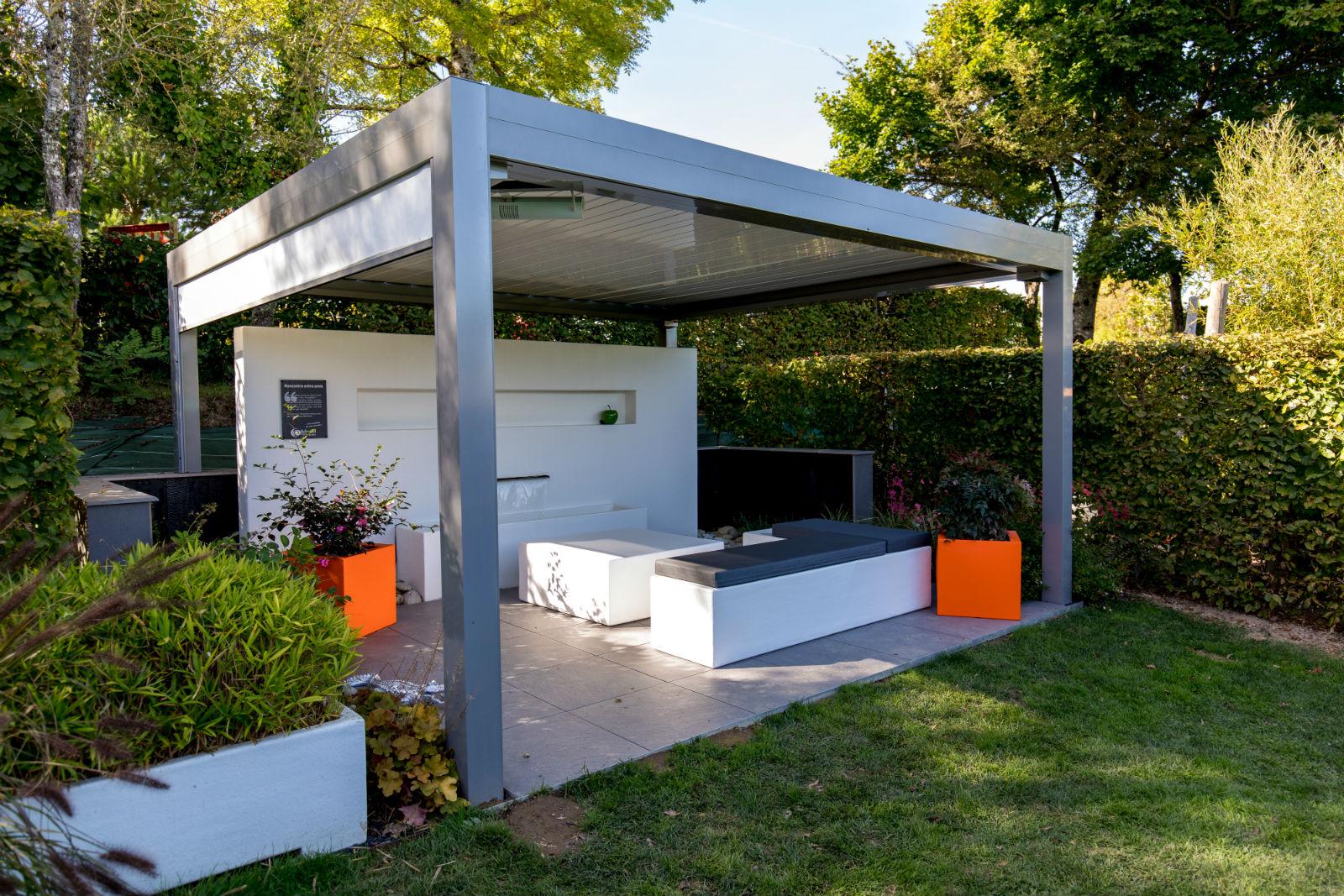 Notre jardin d 39 exposition rebeyrol cr ateur de jardins for Amenagement jardin limoges