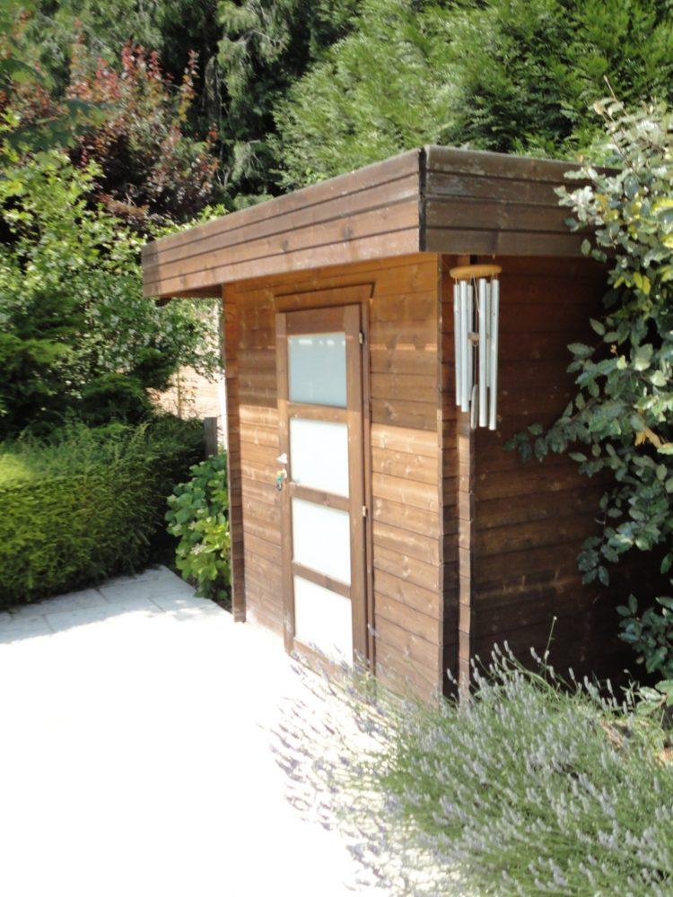 Abri cabanon moderne style japonais 87 - Abris de jardin