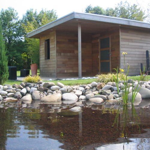 Abri de jardin – Poolhouse
