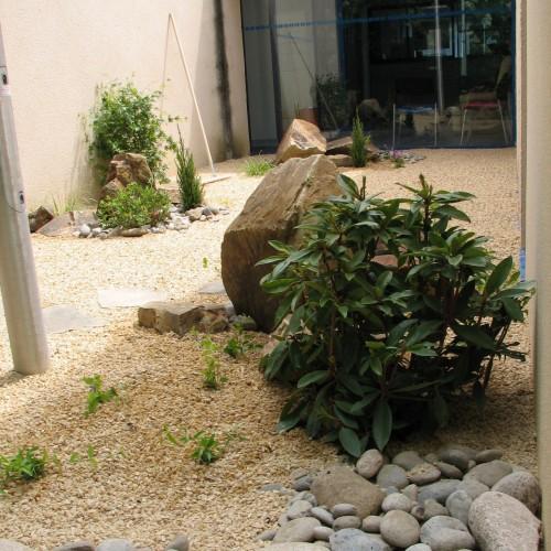 aménagement jardin limoges, création jardin limoges, rebeyrol, aménagement patio limoges, patio