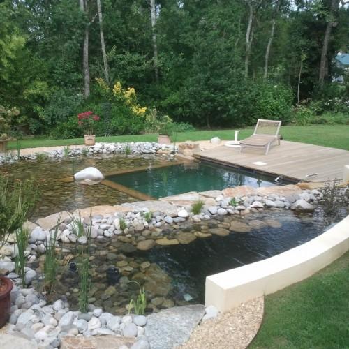 Baignades rebeyrol - Piscine bassin beton limoges ...