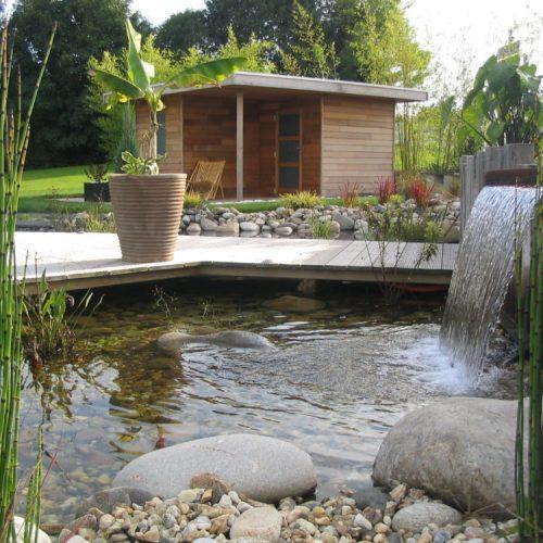 abri jardin, abris jardin limoges, bassin limoges, bassin naturel limoges, création bassin limoges, rebeyrol
