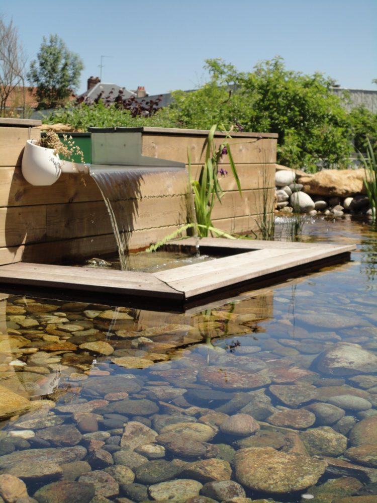 creation bassin koi creation bassin de jardin le jardin et bassin de jardin japonais de van. Black Bedroom Furniture Sets. Home Design Ideas