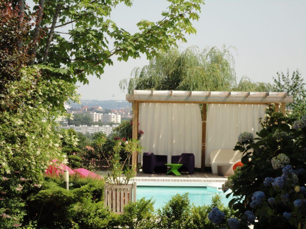 Amnagement DUn Jardin Champtre  Rebeyrol
