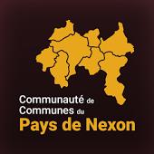 Logo Communauté de communes du Pays de Nexon