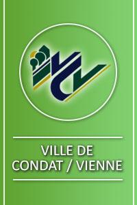Logo Condat-sur-Vienne