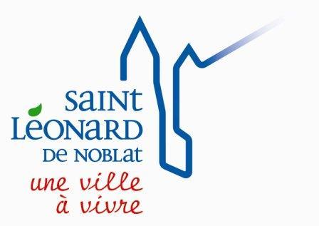 Logo Saint-Léonard-de-Noblat