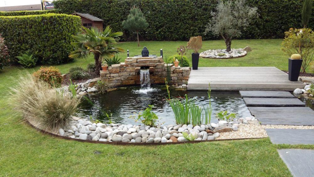 Terrasses bois rebeyrol - Bassin jardin bois reims ...