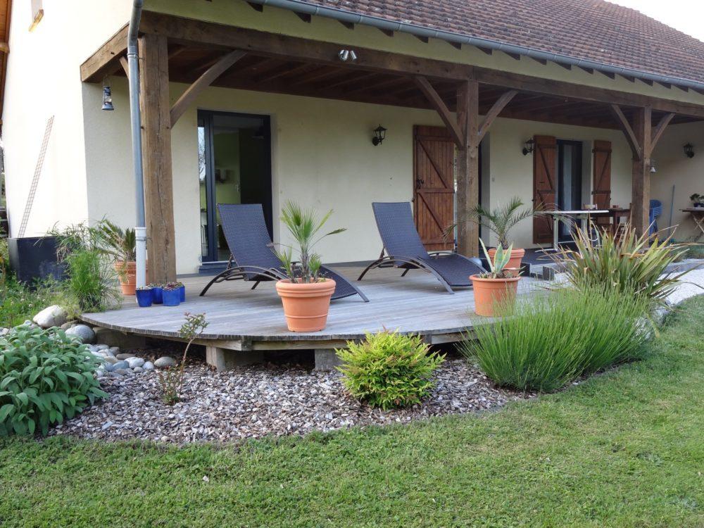 Terrasses bois - Terrasse en bois exotique