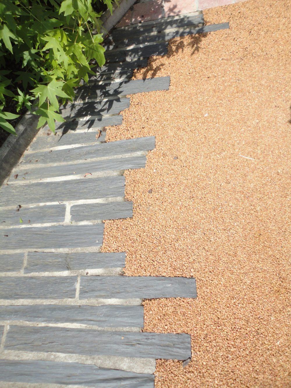 Terrasses résine - Terrasse résine drainante