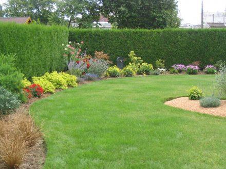 Rebeyrol, Entretien jardin, Scarification pelouse