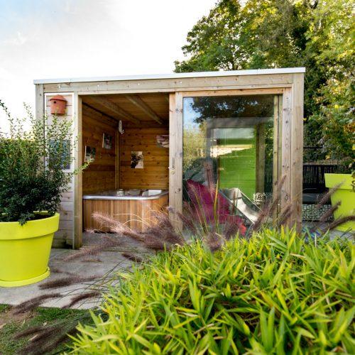 Abri de jardin – Abri SPA