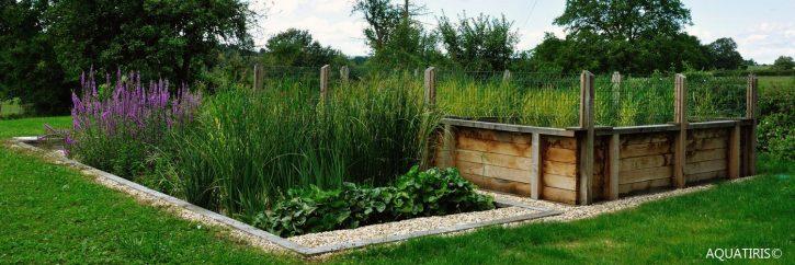 rebeyrol, rebeyrol créateur de jardins, phytoépuration, aquatiris, jardin d'assainissement, limoges, 87